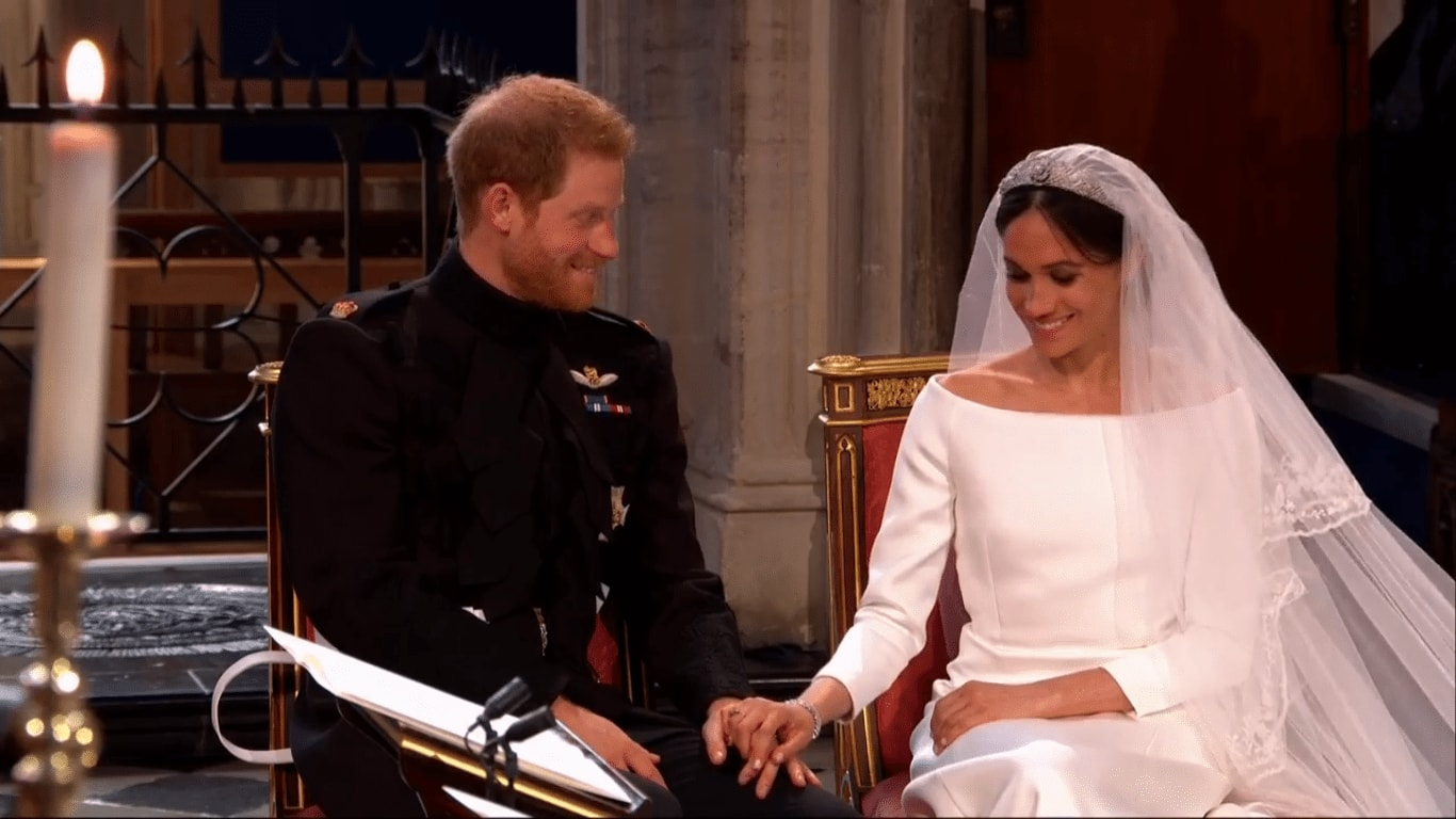 Live Blog: The Royal Wedding Of Prince Harry And Meghan Markle